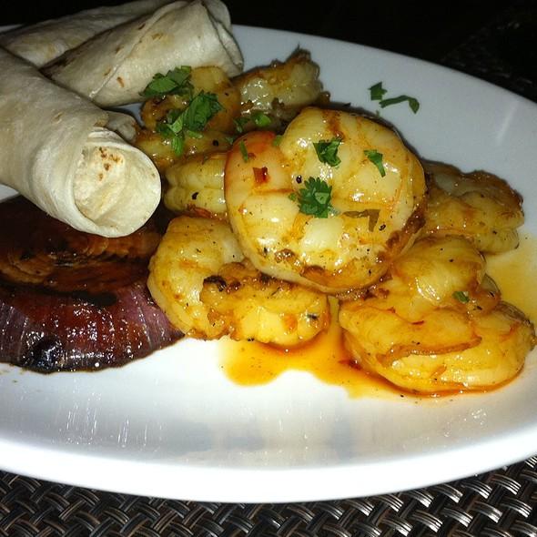tequila shrimp - JW Marriott San Antonio - High Velocity, San Antonio, TX
