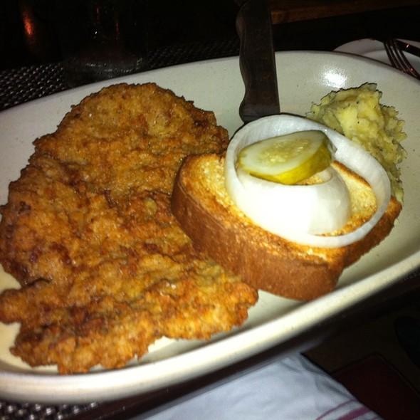 Chicken Fried Steak - JW Marriott San Antonio - High Velocity, San Antonio, TX