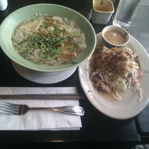 Bún măng vịt @ Long Provincial Vietnamese Restaurant