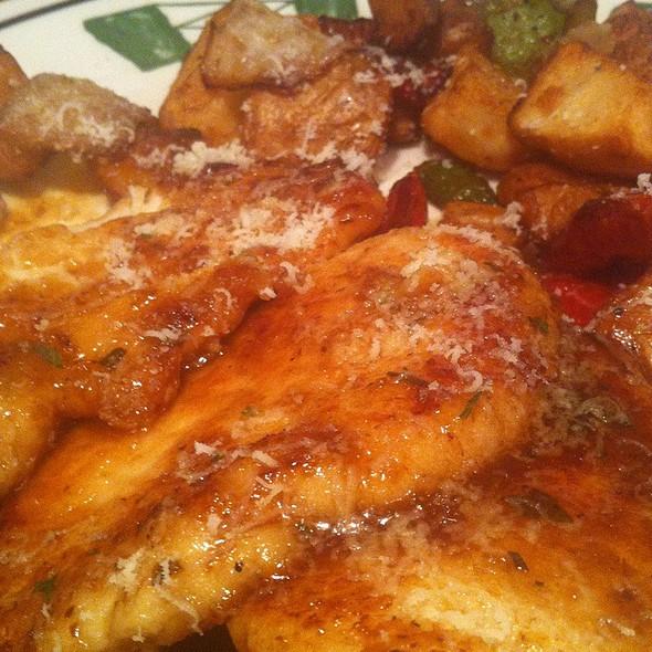 Chicken Marsala @ Olive Garden