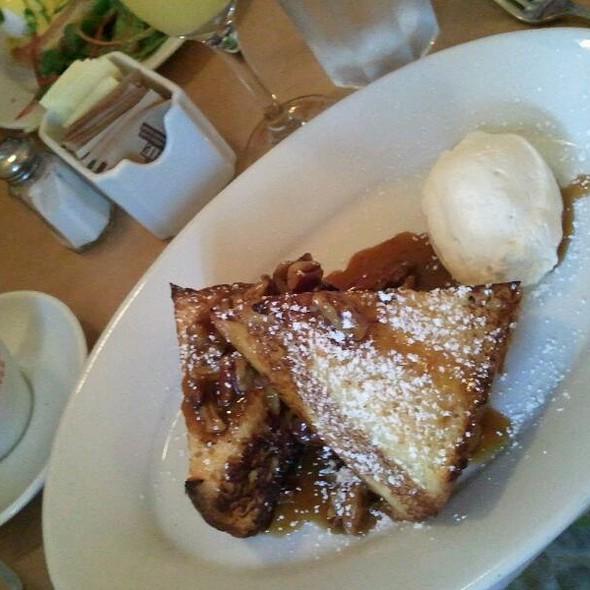 pecan pie french toast @ Buttermilk Channel