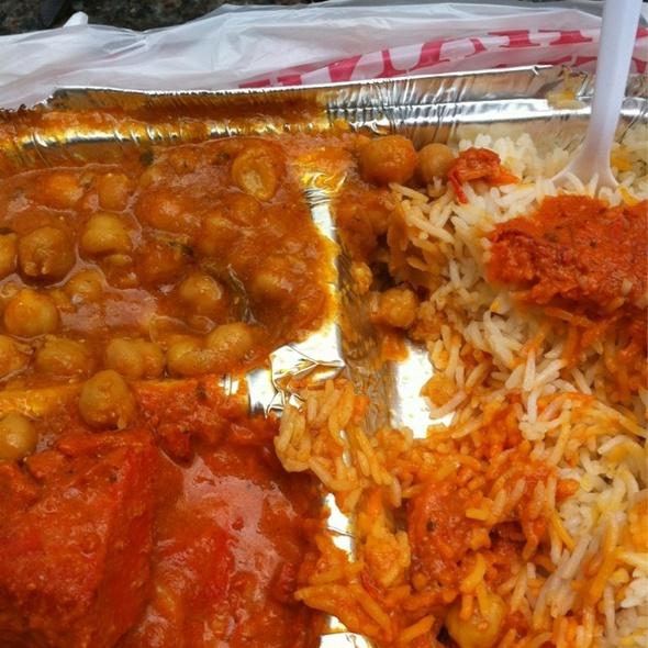 chicken tikka masala @ Joy Curry & Tandoor