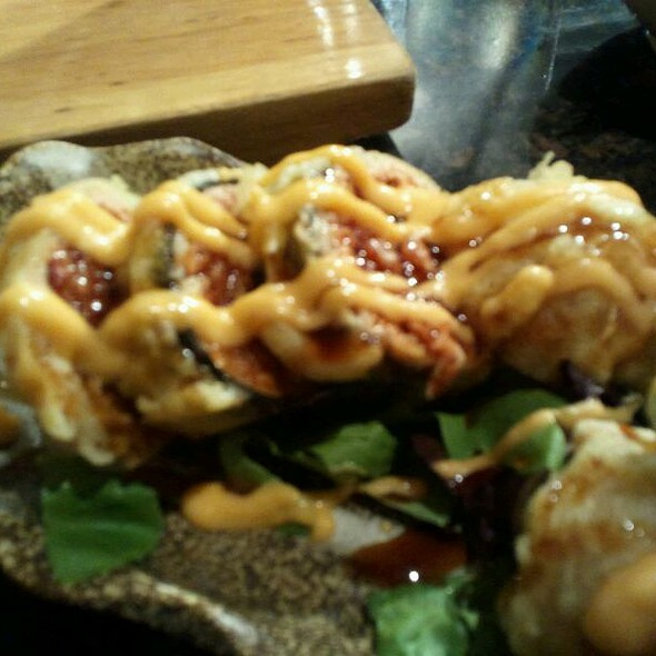 Heart Attack Roll @ Sushi Camp