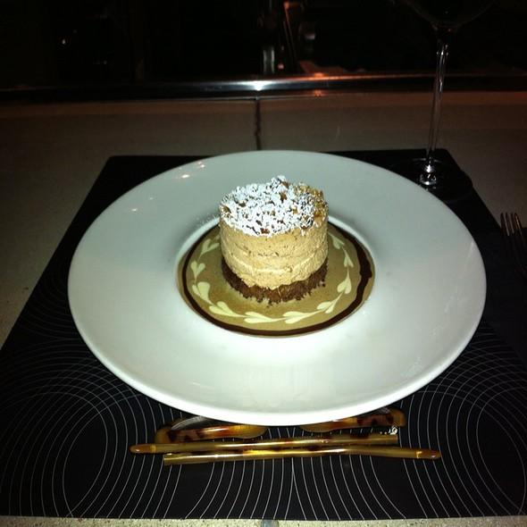Hazelnut Torte - Kora restaurant - bar - lounge, Arlington, VA