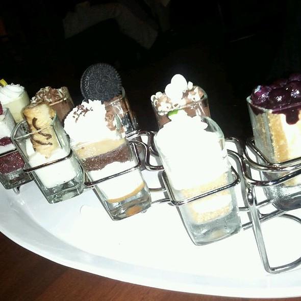 Mini Desserts @ Seasons 52