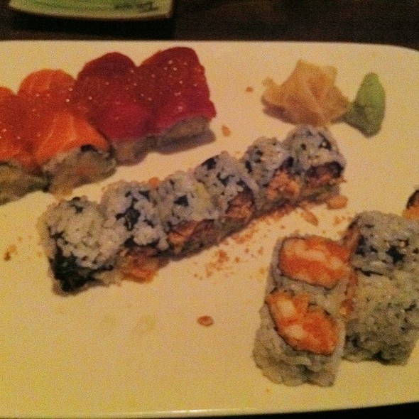 Sushi @ Tenzan Japanese Restaurant