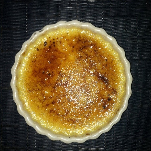 Creme Brulee @ Miss Pearl's Jam House