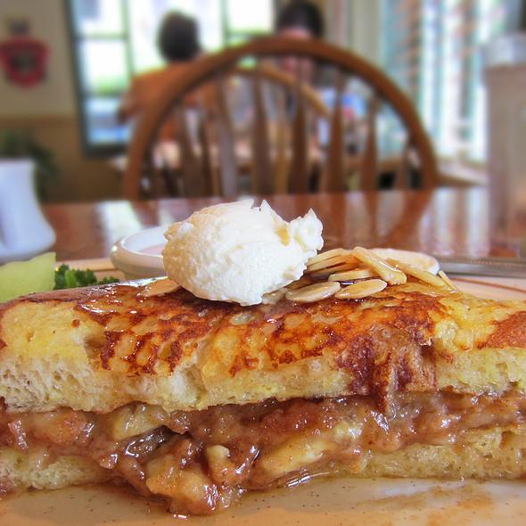 French Toast Sandwich @ Hobee's Restaurant