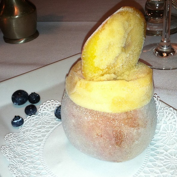 Peach Sorbet - Lattanzi, New York, NY
