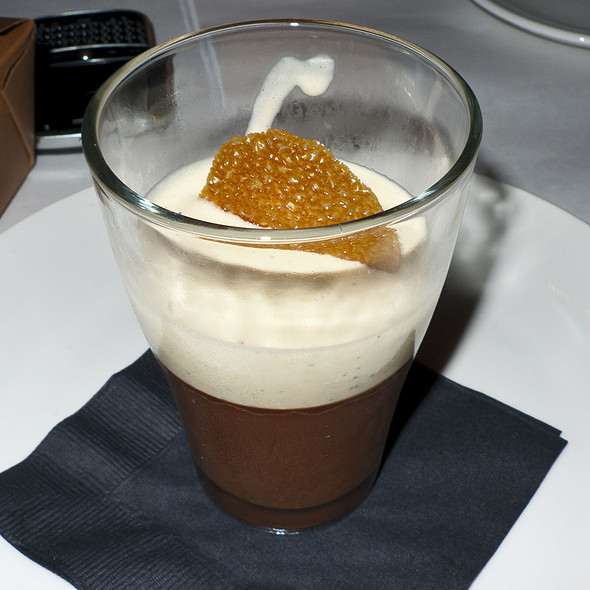 Irish Coffee Pot de Creme