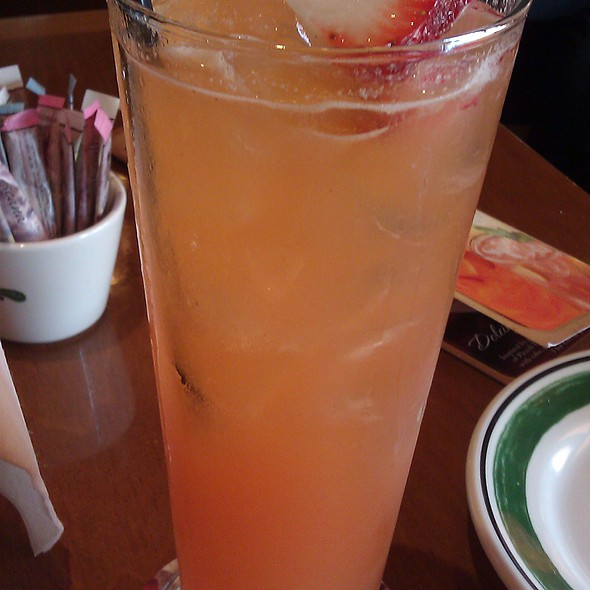 Strawberry Mango Limonata