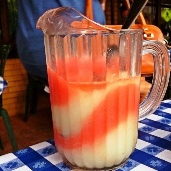 Famous Swirl Margarita