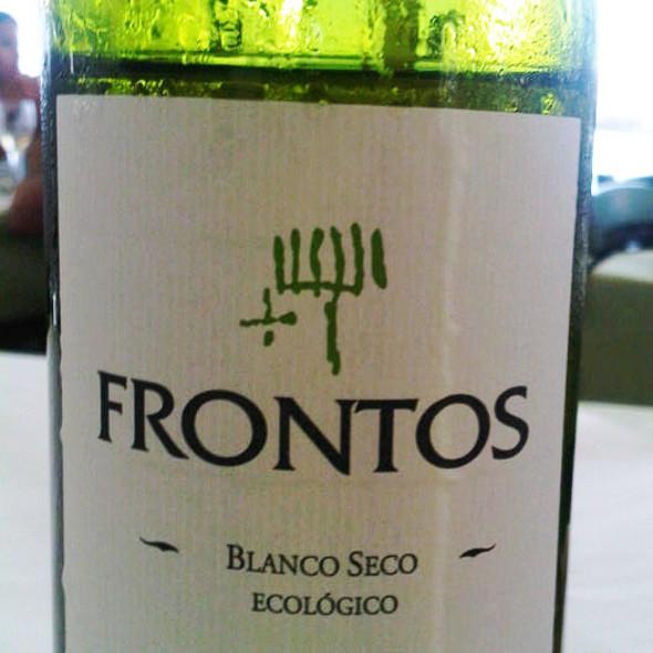 White Wine @ Restaurante Los Abrigos