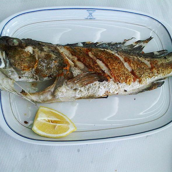 Fresh Fish @ Restaurante Los Abrigos