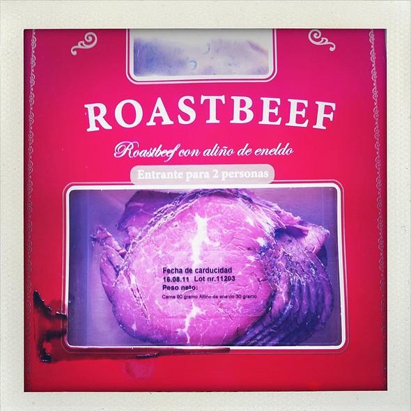 Roast Beef @ Skare Meat Packers