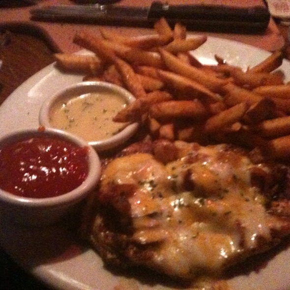 Alice Spring Chicken @ Outback Steakhouse - Grapevine
