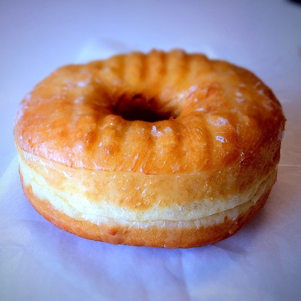 Glazed Donut @ Sweetwater's
