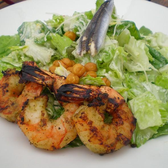 Grilled Shrimp Ceasar Salad - La Côte - Fontainebleau Miami Beach, Miami Beach, FL