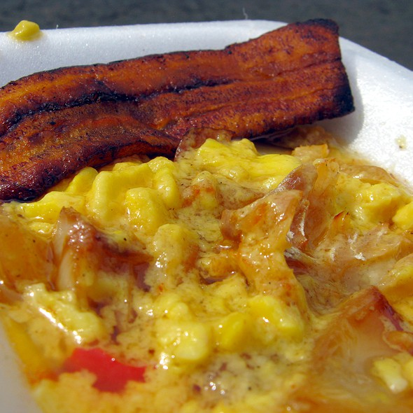 Ackee & Saltfish @ Notting Hill Carnival