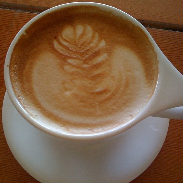 Cafe Latte @ Coffee Bar