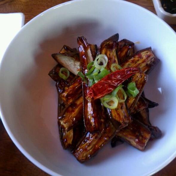 Stirfried Eggplant. @ Miso Izakaya