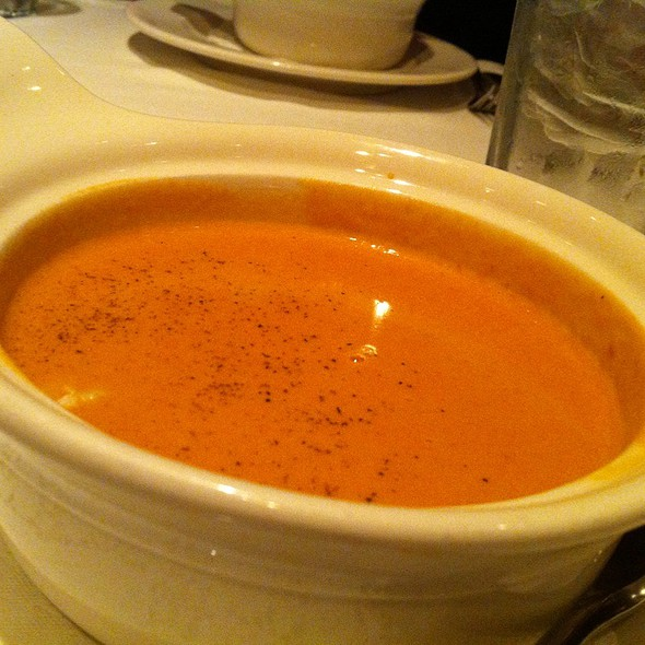 Lobster Bisque - Phil Stefani's 437 Rush, Chicago, IL