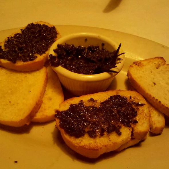 Kalamata Olive Spread  @ The Village Tavern and Trattoria