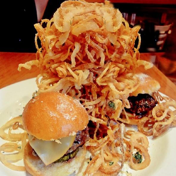 3.6.9 Mini Burgers @ Matchbox Restaurant