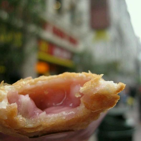 Taro Pie @ Shanghai