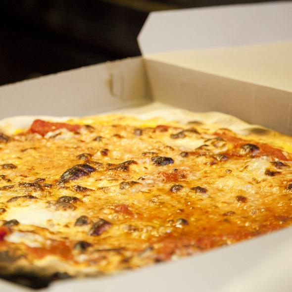 Pizza @ Di Fara Pizzeria