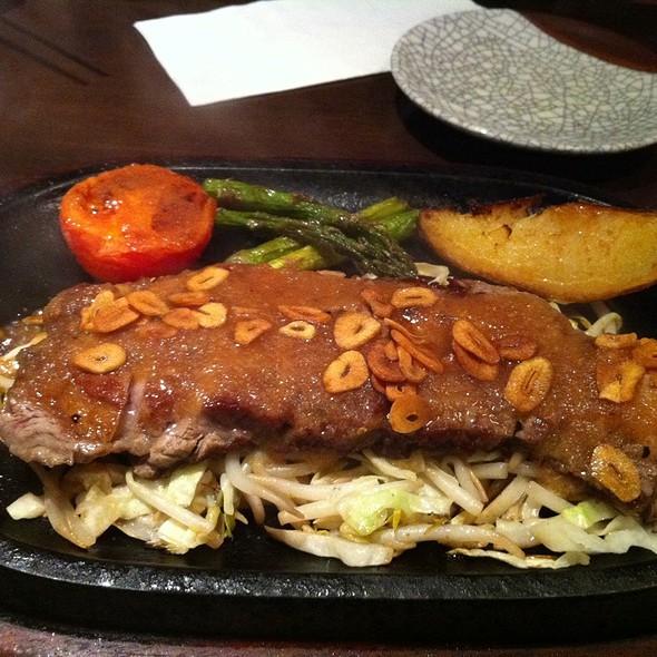 Wafu Steak @ Izakaya Nonbei