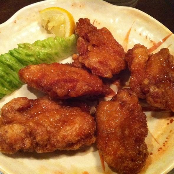Chicken Karaage @ Izakaya Nonbei