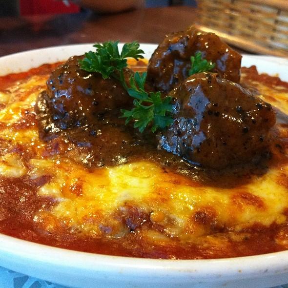 Baked Spaghetti Bolognese @ Swensen's (Imm)