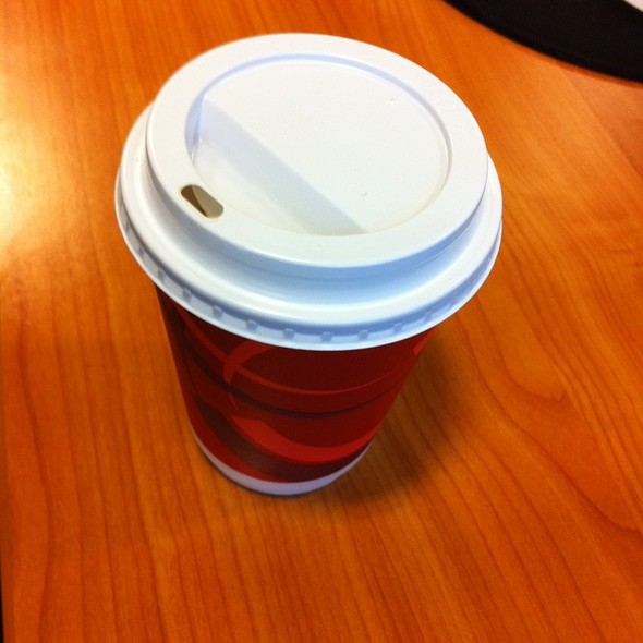 Cafe Latte @ Dayer's Fine Foods