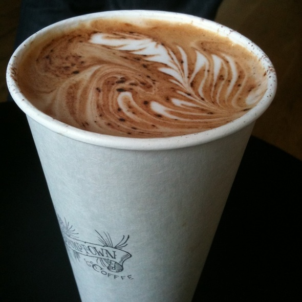 No-whip Mocha @ Stumptown Espresso