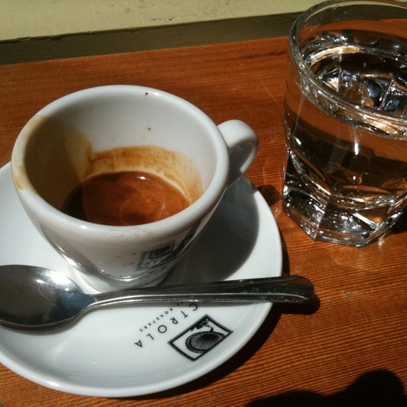 Espresso @ Victrola Coffee Inc