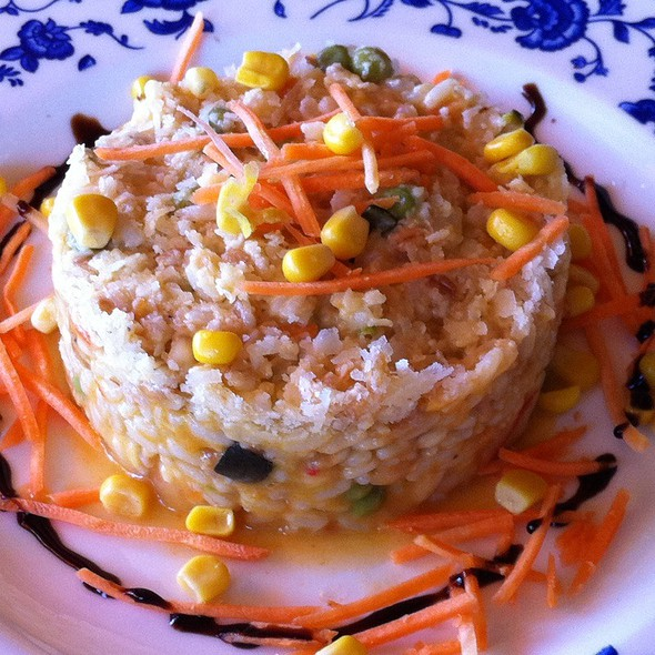 Risotto Ai 3 Cereali E Verdurine @ Bagni Germana