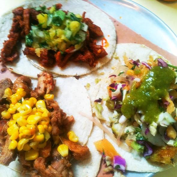 Tacos @ Tacombi @ Fonda Nolita