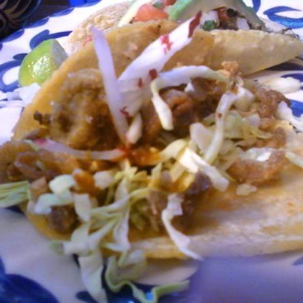 Chicharron de Pato Taco @ Cacao Mexicatessen