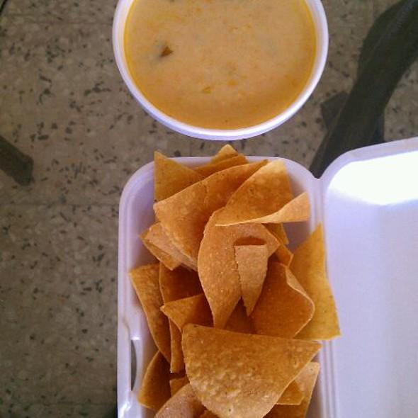 Chiken Chesse Tortilla Soup @ Erik's Gyros & Deli