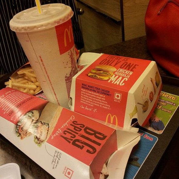 McSpicy Meal