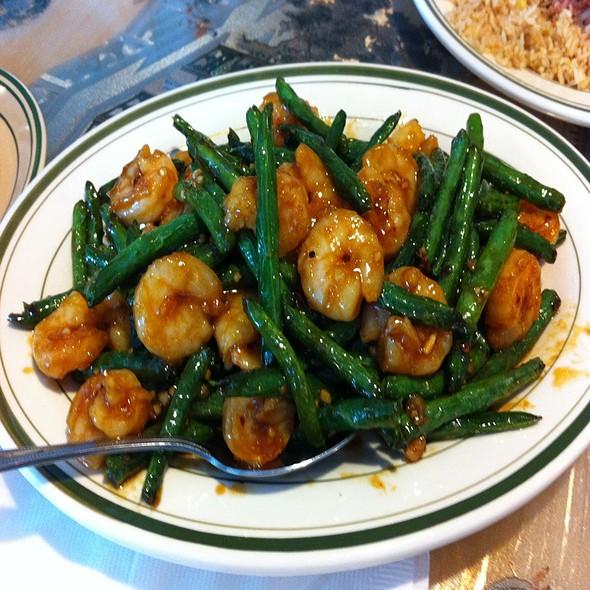 hunan style shrimp