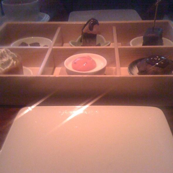 Chocolate Bento Box @ Buddakan