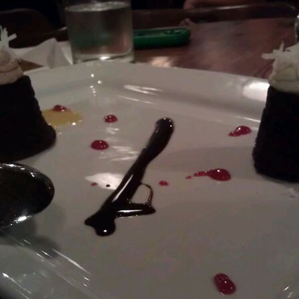 Late Dessert @ Down House