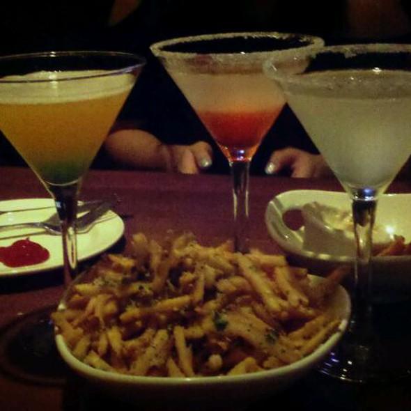 Truffle Fries @ Yard House Bar & Grill