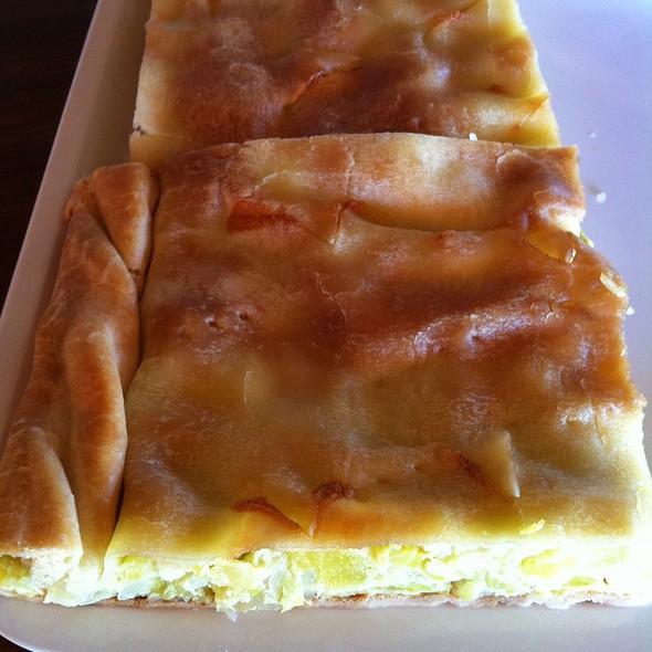 Torta Verde @ Bagni Germana