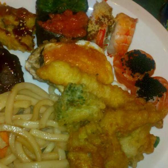 Japanese Food and Sushi Buffet @ Kirin II Japanese Seafood