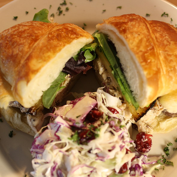 Roasted Chicken Salad Sandwich @ A La Carte Cafe Carryout & Catering