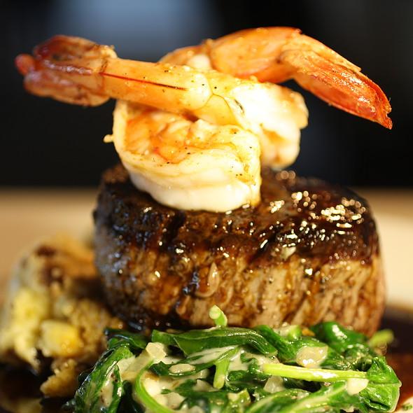 Duck Fat Seared Filet Mignon @ A La Carte Cafe Carryout & Catering
