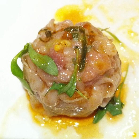 Shrimp & Pork Siu Mai Dumplings @ E&O Kitchen and Bar